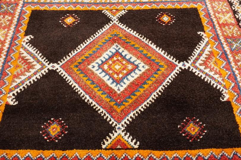 orient teppich berber 200 x 114 cm atlas marokko handgekn pft carpet rug tappeto ebay. Black Bedroom Furniture Sets. Home Design Ideas