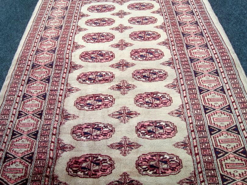 feiner orient teppich buchara beige 155 x 100 cm old rug carpet bokhara bukhara ebay